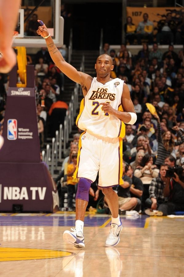 NBA: Eastbay Player of the Week - Kobe Bryant