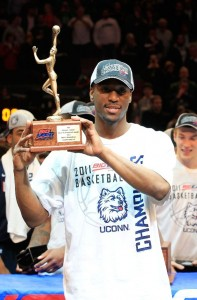 Kemba Walker - NCAA Eastbay Player of the Week