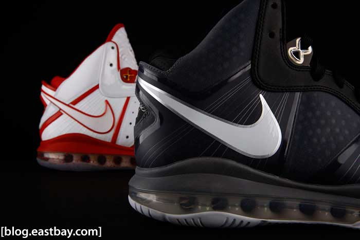 purchase cheap 6d6f8 37ea8 Nike Air Max LeBron 8 vs. Air Max LeBron 8 V2 Performance Review ...
