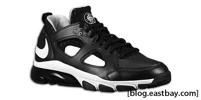 low priced c1ac2 718ee Nike Zoom Huarache Trainer Low - Black/White | Eastbay Blog ...