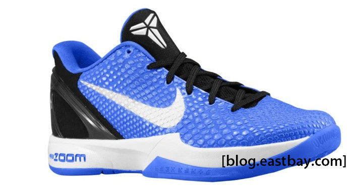 official photos d7f5f 4d407 Pre-Order  Nike Zoom Kobe VI  Royal Black