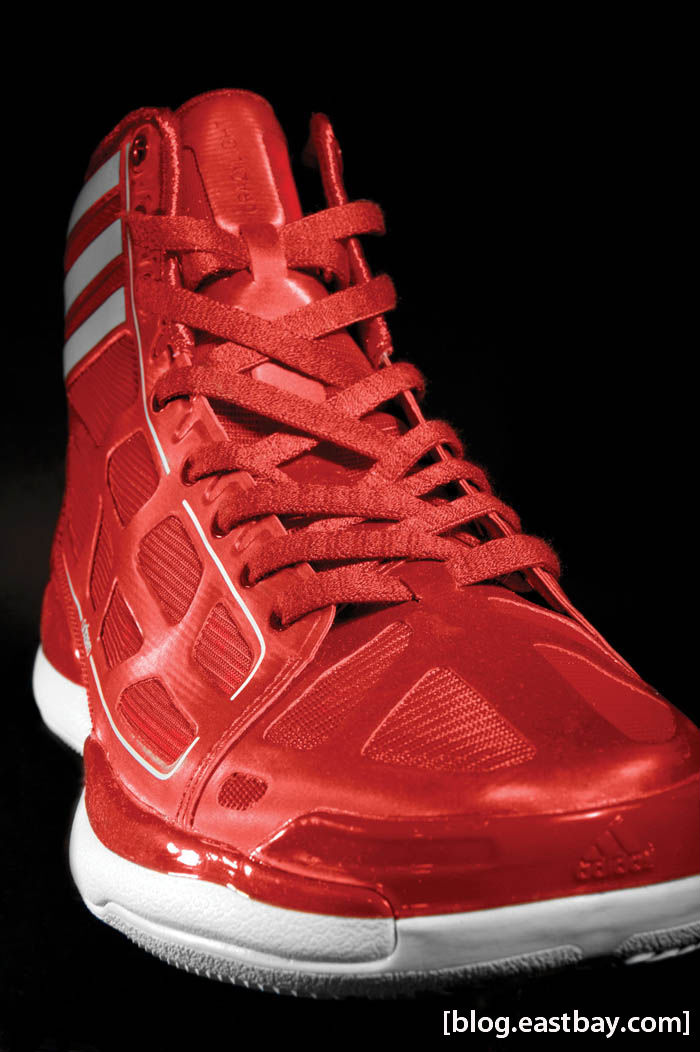 adidas Crazy Light Red White G21733