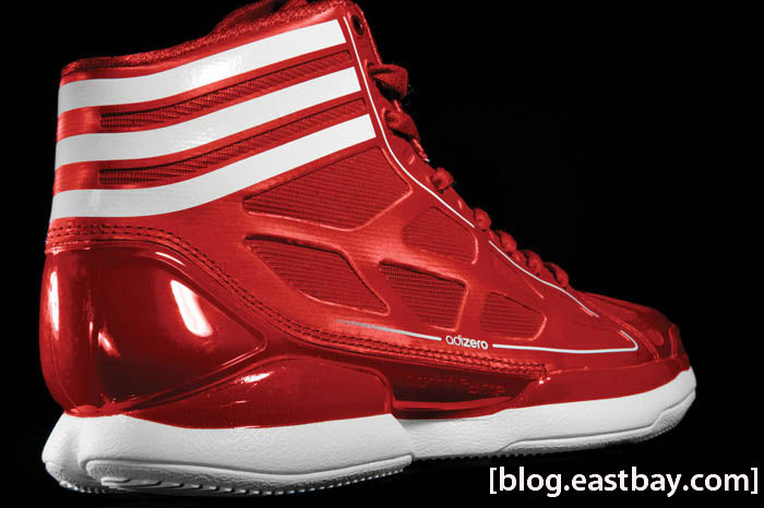 detailed look de3b6 51311 Adidas Unveils The AdiZero Crazy Light Eastbay Blog
