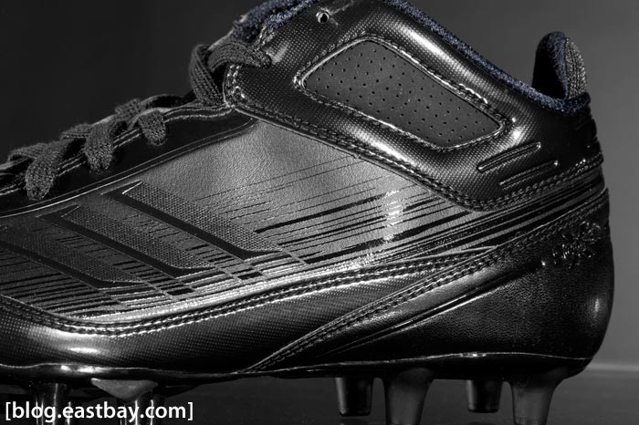adidas Scorch X 10 Superfly Black