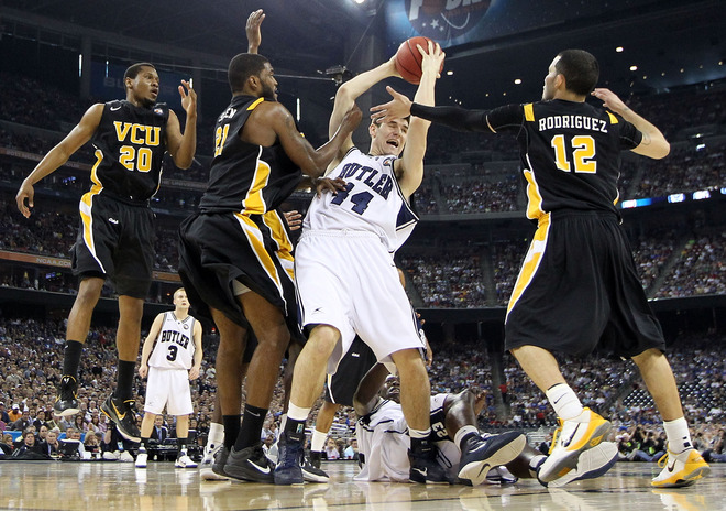 Andrew Smith in the Nike Zoom Hyperfuse.
