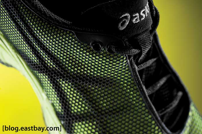Asics GEL-Speedster Lime/Lightning Detailed Photos