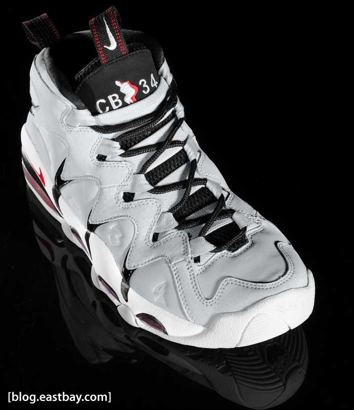 finest selection da13b 542ad Nike Air Max CB 34 Wolf Grey Detailed Look ...