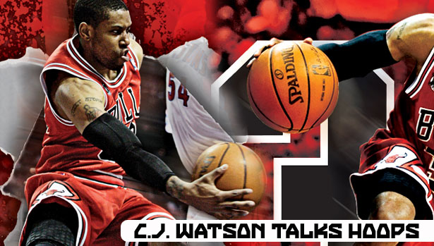 Interview: C.J. Watson of the Chicago Bulls Talks Hoops
