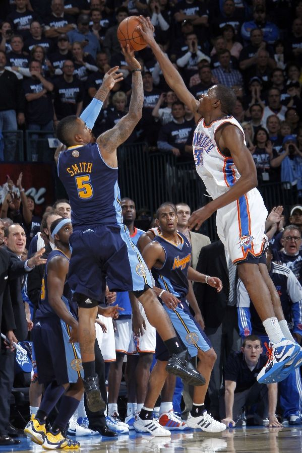 Sneaker Watch: Durant Blocks the Nuggets Hopes   Eastbay Blog : Eastbay Blog