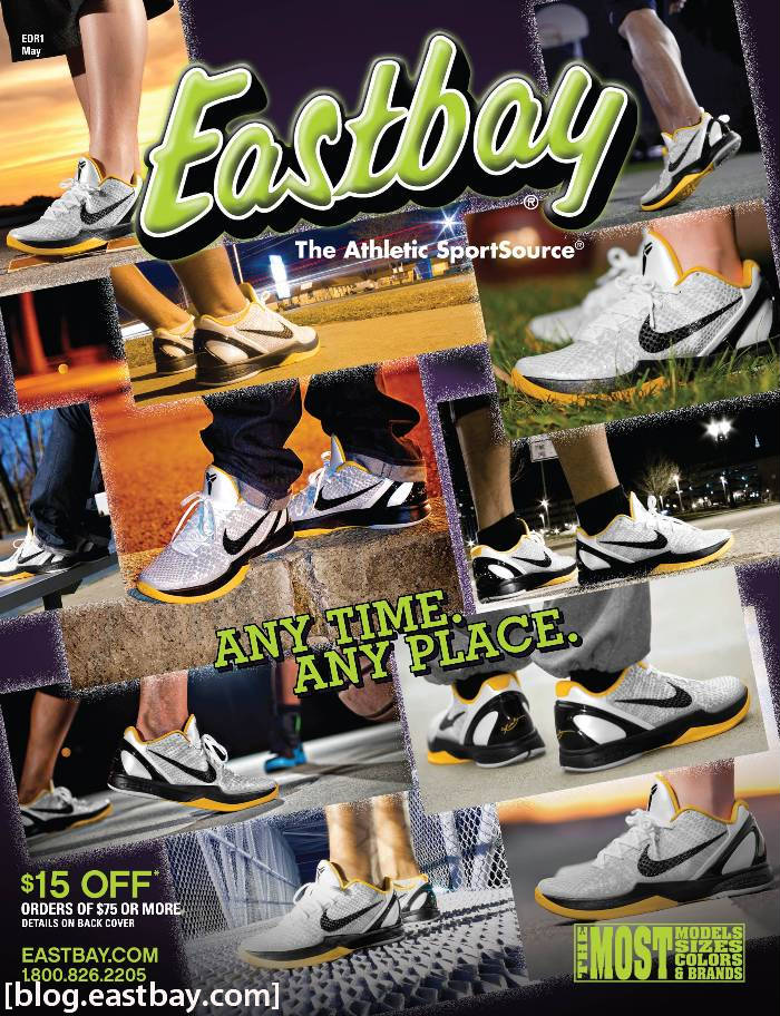 Eastbay Catalog - May 2011
