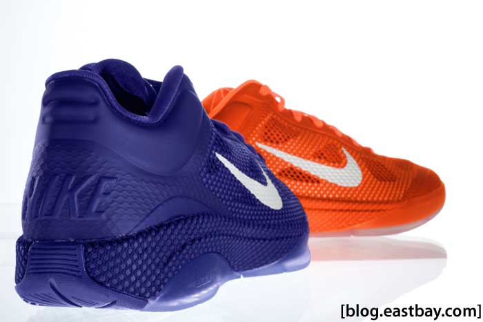 free shipping 76d75 76e85 ... Nike Zoom Hyperfuse Low Summer Colorways Purple   Orange ...