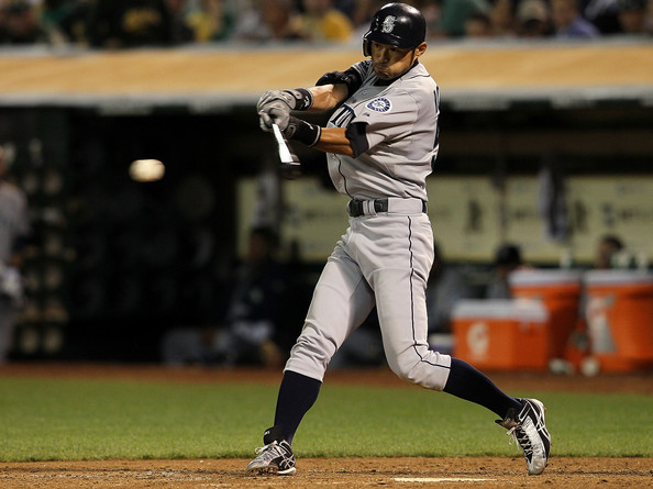 Ichiro's Asics player exclusives are looking good as usual.