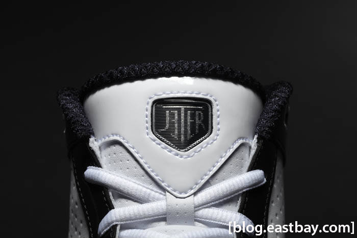 Jordan Jeter Cut White Pitch Black Metallic Silver 440753-101
