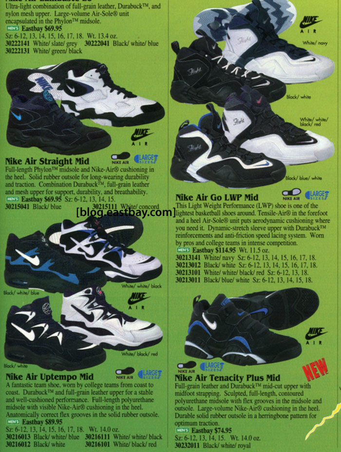 hot sale online 1d4e7 536cd Eastbay Memory Lane Nike Air Go LWP
