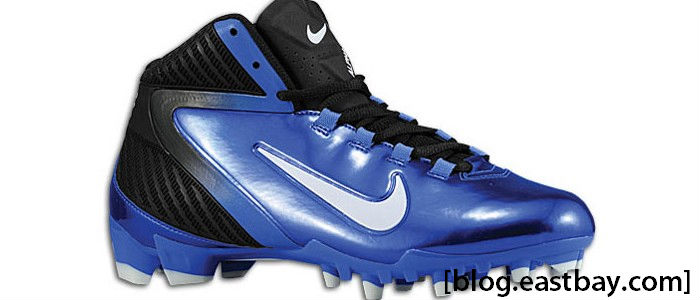 Nike Alpha Speed TD 3/4 Black White Varsity Royal