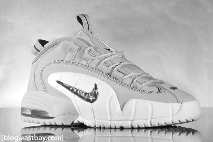 cee53f9e48 Nike Air Max Penny Wolf Grey/Black-White | Eastbay Blog : Eastbay Blog