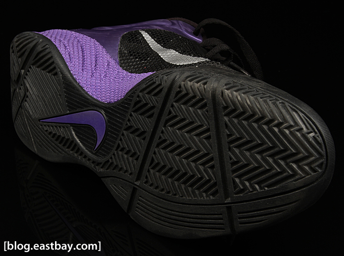 Nike Zoom Hyperfuse Low Performance Review Outsole