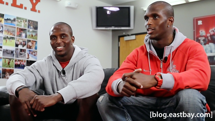 Devin and Jason McCourty
