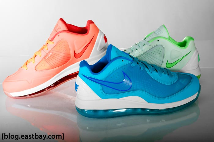 Nike Air Max 360 BB Low Focus Pack
