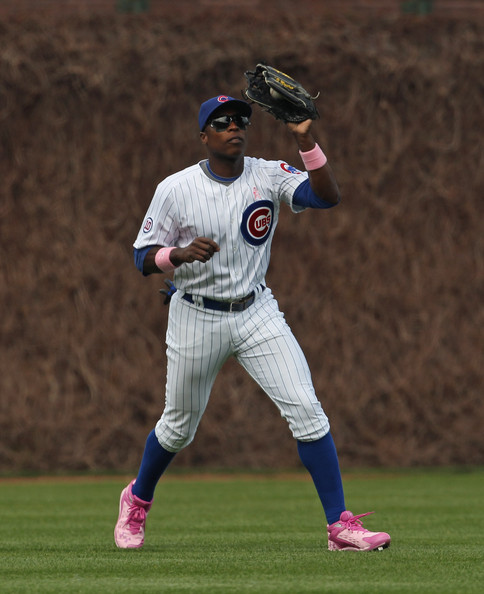 d4190a0295c2 Another look at Alfonso Soriano's Under Armour Yard II Mother's Day edition  cleats.