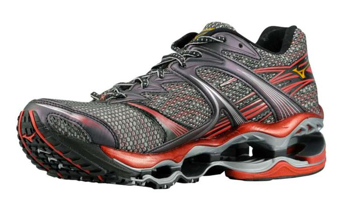 finest selection 1ff29 a9739 Carregando zoom. mizuno wave prophecy 7 gold ...