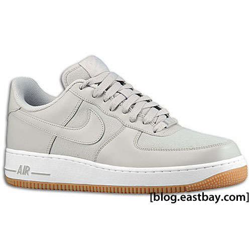 Nike Air Force 1 - New Colorways Tech Grey/White/Gum