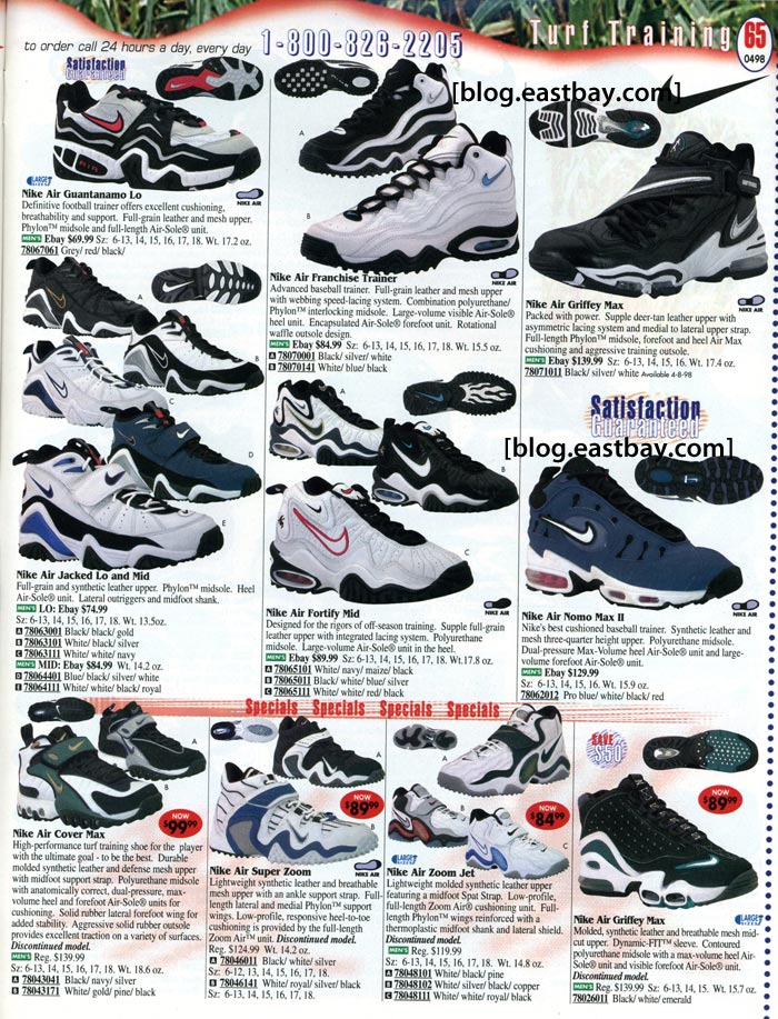the best attitude 6340d e397e ... wholesale eastbay memory lane nike air griffey max iii air max nomo ii  f0765 b7fac