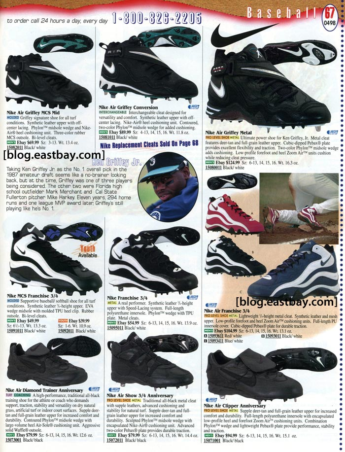 Nike Baseball Turf Shoes Eastbay