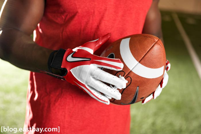 Nike Vapor Jet Receiver Gloves