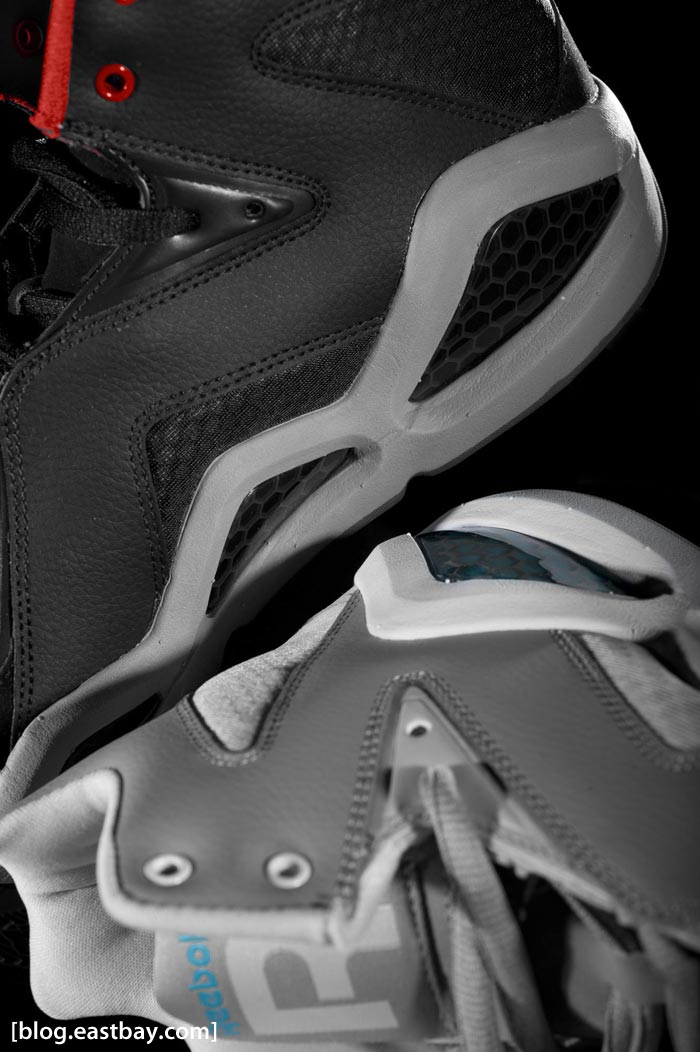 Reebok Kamikaze 2011 Detailed Photos - Side View