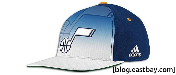 adidas 2011 NBA Draft Hat - Jazz