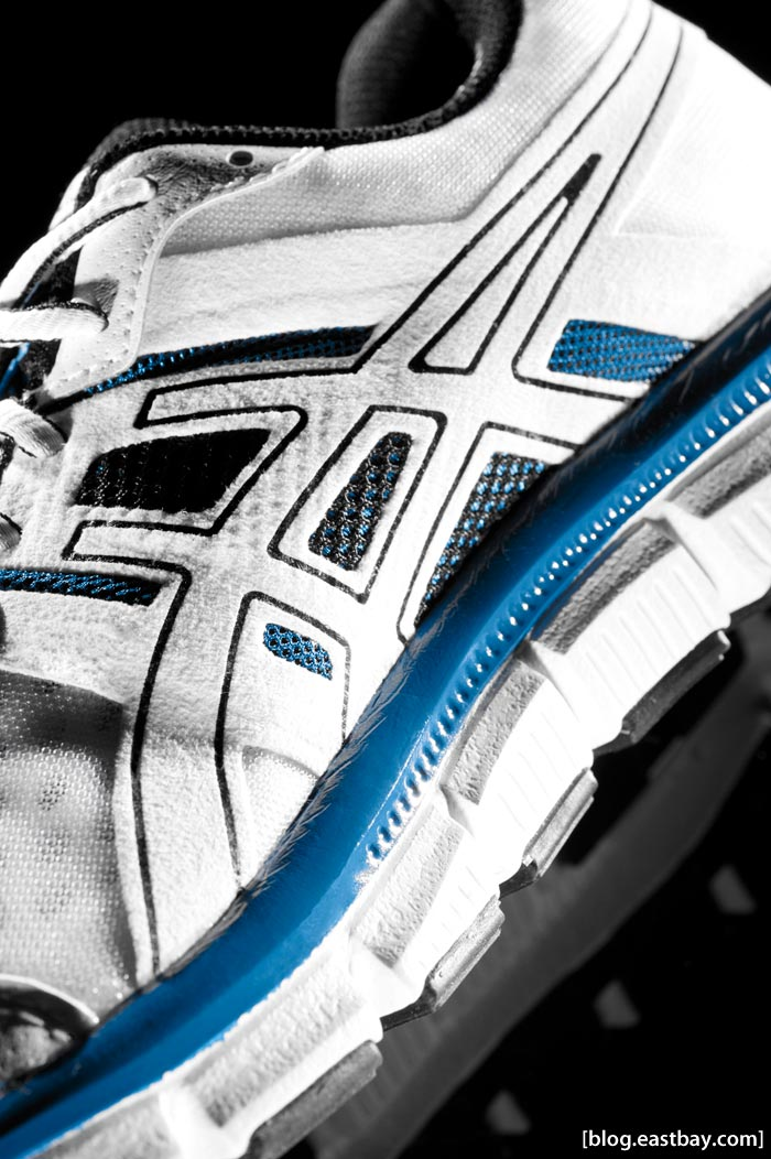Asics GEL Blur33 Detailed Photos