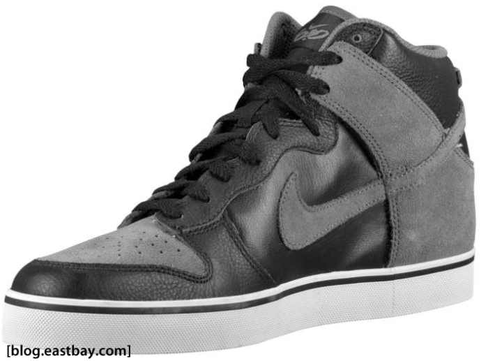 best website dbff1 dc697 Nike 6.0 Dunk High SE Black Dark Grey ...