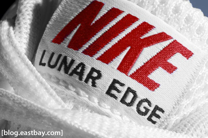 Nike Lunar Edge 12 White/Varsity Red-Black
