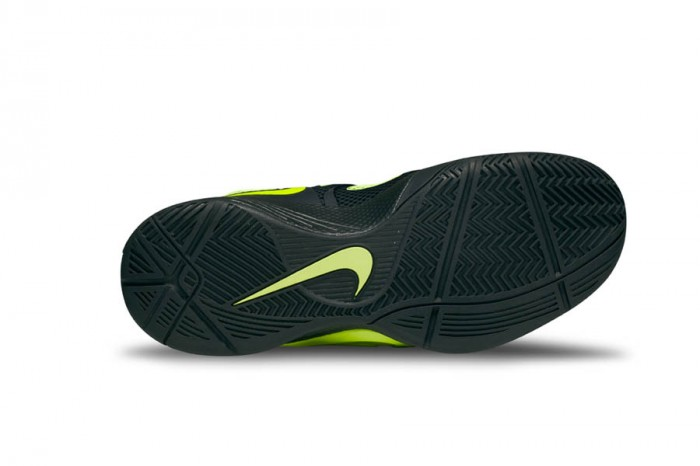 Nike Zoom Hyperfuse 2011 Black Metallic Luster Volt