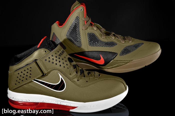 Nike Zoom Soldier V & Zoom Hyperfuse 2011 | Eastbay Blog