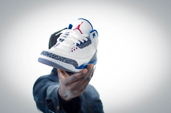 "Sole Shots: ""True Blue"" Air Jordan III – dias954"