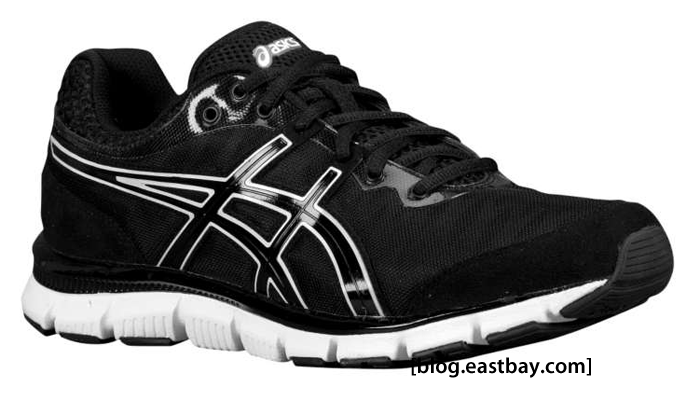 Asics GEL-Nerve 33 Black