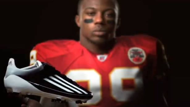 Eric Berry for adidas - adiZero 5 Star