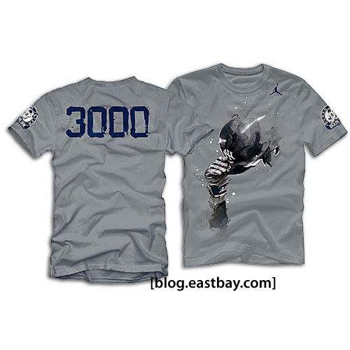 Jordan Jeter 3,000 Hits T-Shirts Now Available