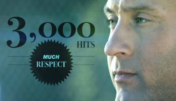 Video: Derek Jeter 3,000 Hit Milestone