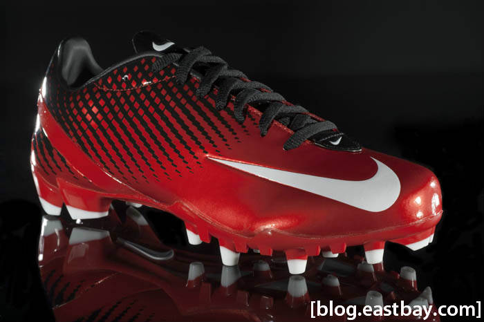 Nike Alpha Vapor One Black Whit Game Red 454104-016