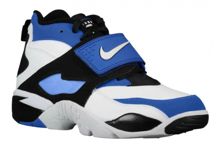 Nike Air Max Diamond Turf White Black Royal 5b6dfdd800