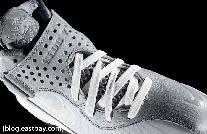 Eastbay Photo of the Week: Nike Zoom Soldier V Cool Grey
