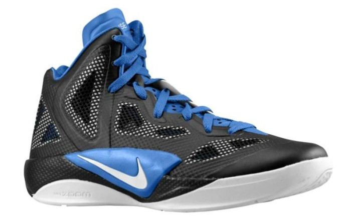 nike zoom hyperfuse 2011 � blackvarsity royal eastbay blog