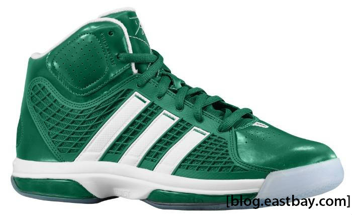 adidas adiPower Howard Forest Green White G49334