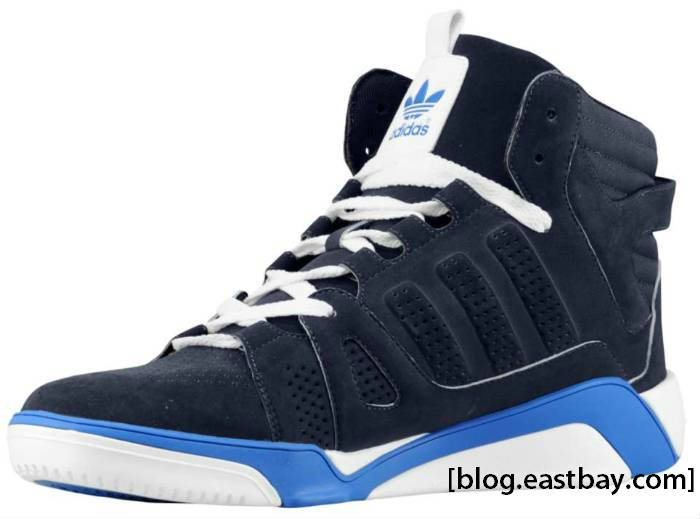 adidas Originals LQC Basketball New Navy White G47240 Medial