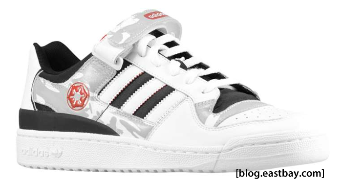 Star Wars x adidas Originals Forum Lo 'Hoth' Available