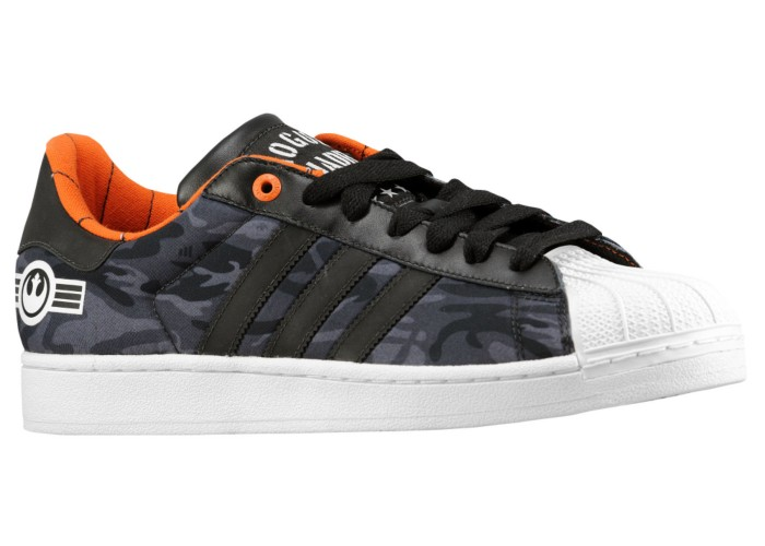 Star Wars x adidas Originals Superstar 2 Rogue Squadron
