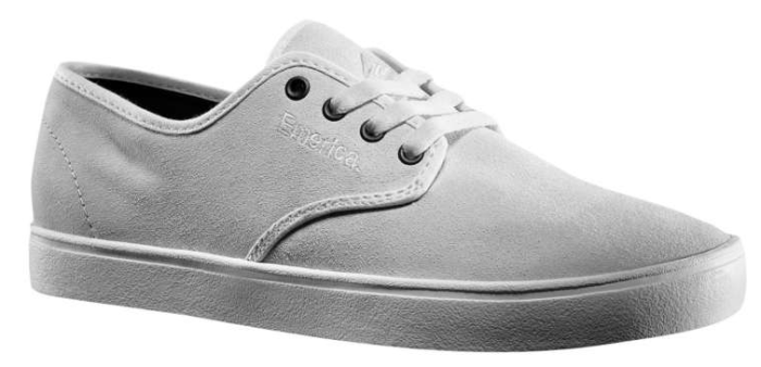 Emerica Laced New Suede Colorways Available